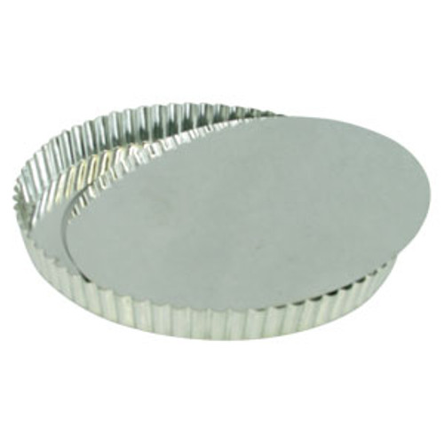 "Gontara - 12 1/2"" Deep Tart / Quiche Pan with Removable Bottom - GB126432"