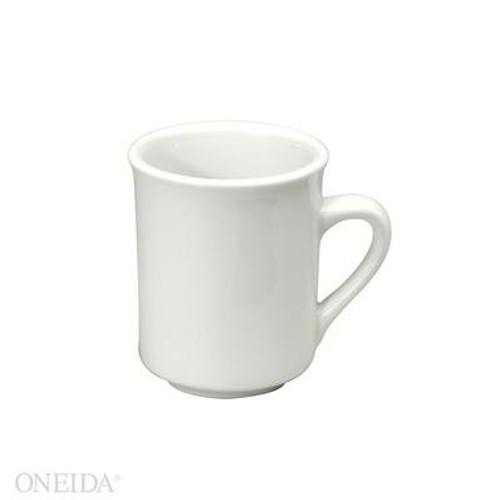 World Table Ware - 8oz Bright White Cafe Mug - 840125002