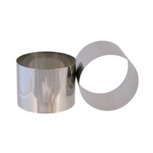 Orly Global - 9cm Stainless Steel Food Ring
