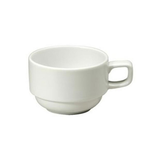World Tableware - Bright White Stacking Cup - 840116101