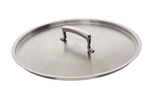 """Thermalloy - 6.5"""" Commercial Grade Stainless Lid - 5724116"""