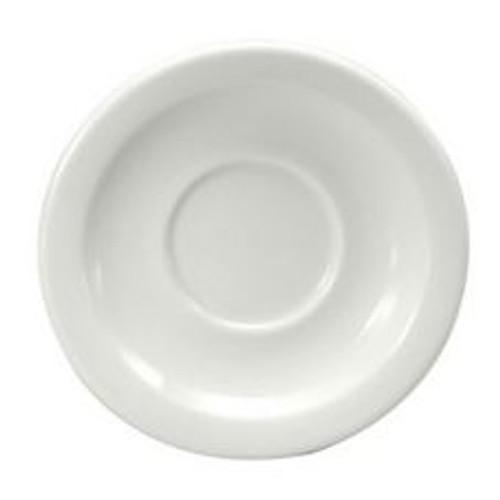 "Rego - Bright White Saucer 5.5"" - R4130000500"