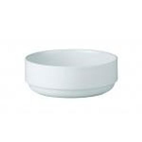 World Tableware - Bright White Stacking Bowl 10 Oz. - 840330001