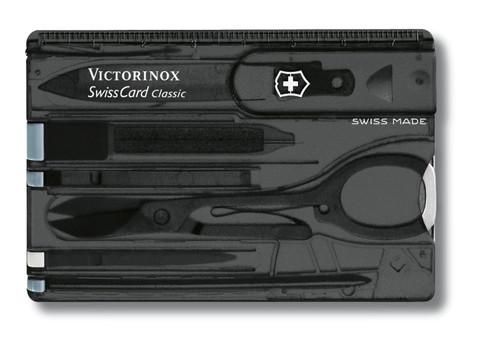 Swiss Army - Onyx SwissCard - Victorinox - 53937