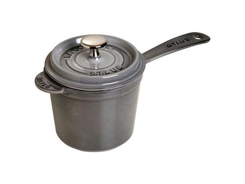 Staub - 1.18 L (1.25 QT) Grey Saucepan
