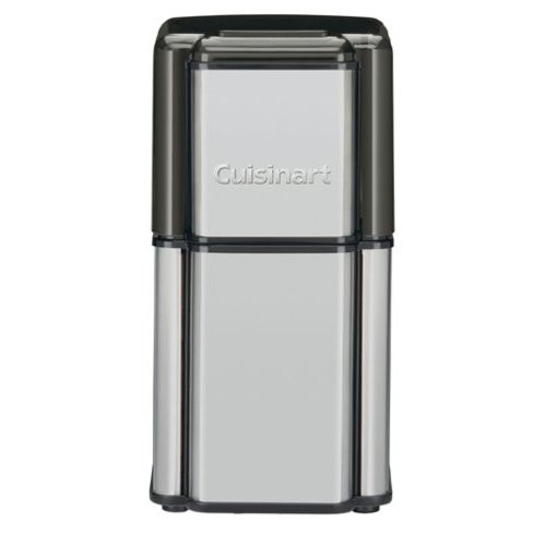 Cuisinart - Coffee Grinder Brushed Stainless Steel - DCG12BCC