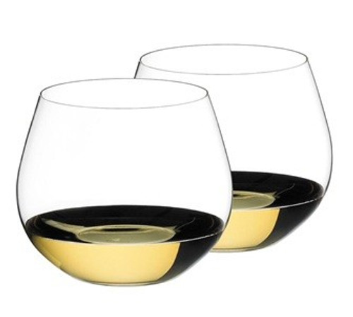 Riedel O Series - Chardonnay Glass, Twin Pack - 41497