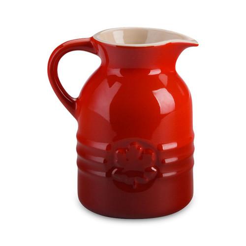 Le Creuset - .18 L Cherry Syrup Jar (0.19 QT)