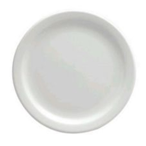 "World Tableware - Bright White Plate 10 3/8"" - 840440N15"
