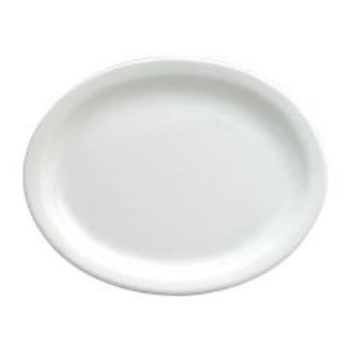 """World Tableware - Bright White Platter 11.5"""" - 840520N17"""