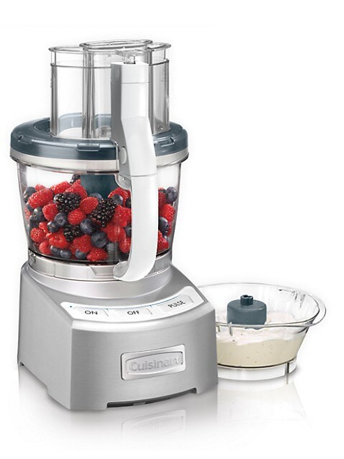 Cuisinart - Elite Collection 12 Cup Die Cast Food Processor