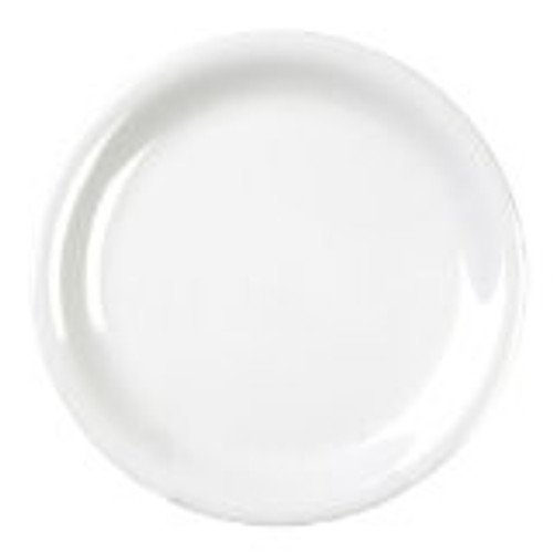 """Hamelin - White Melamine Dinner Plate 8"""" - 10324"""