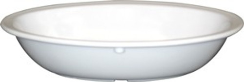 Hamelin - White Melamine Serving Bowl 1qt - 10329