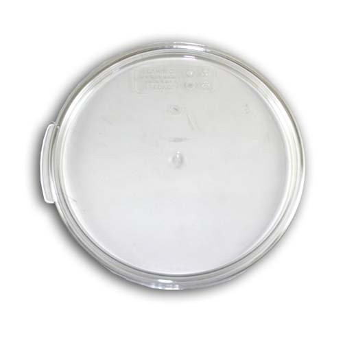 Cambro -  Round Cover for 6QT & 8QT CamWear Container - RFSCWC6135