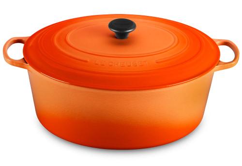 Le Creuset - 13.9 L (16.5 QT) Flame Goose Pot