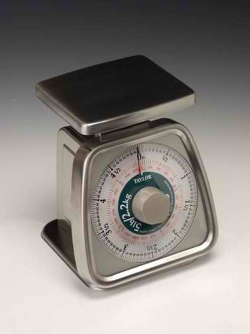 Taylor - 5 lbs. x 5oz. Dial Portion Scale - TS5KL3