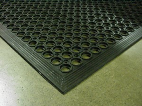 WFE - Anti-Fatigue Mat, Black - AFD3660BT