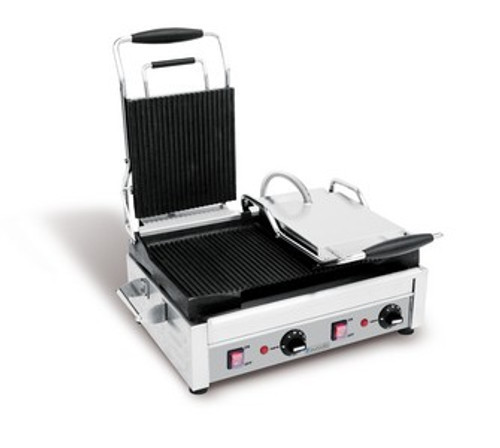 Eurodib - Double Panini Grill Press - SFE20365240