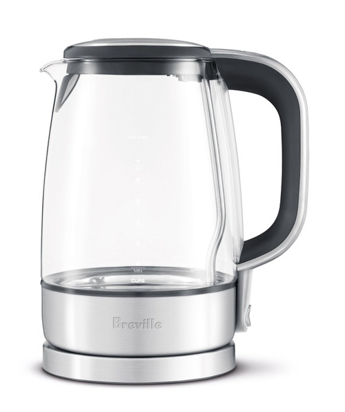 Breville - Crystal Clear Glass Kettle - BKE595XL