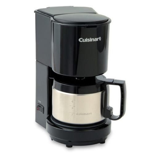 Cuisinart - 4 Cup Programmable Coffee Maker