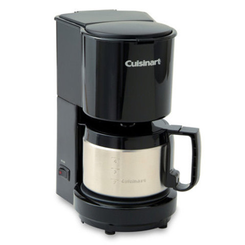 Cuisinart - 4 Cup Programmable Coffee Maker