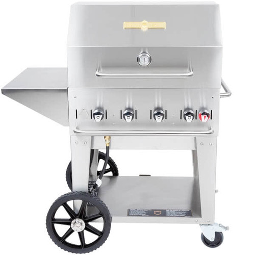 "Crown Verity - 30"" Natural Gas BBQ"