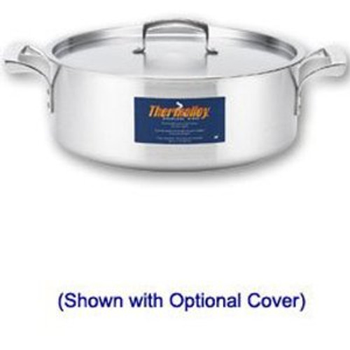 Thermalloy - 19QT Commercial Grade Stainless Braiser - 5724019