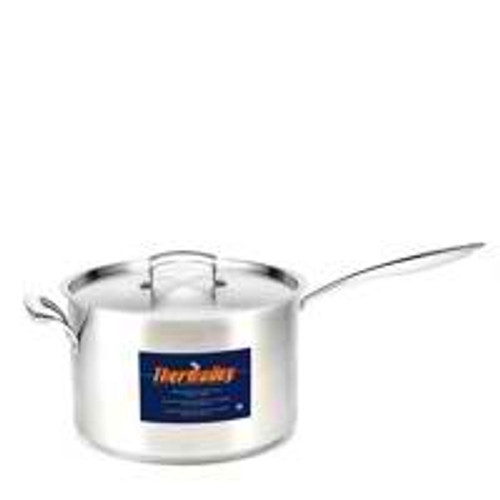 Thermalloy - 7.6QT Commercial Grade Stainless Sauce Pan - 5724037