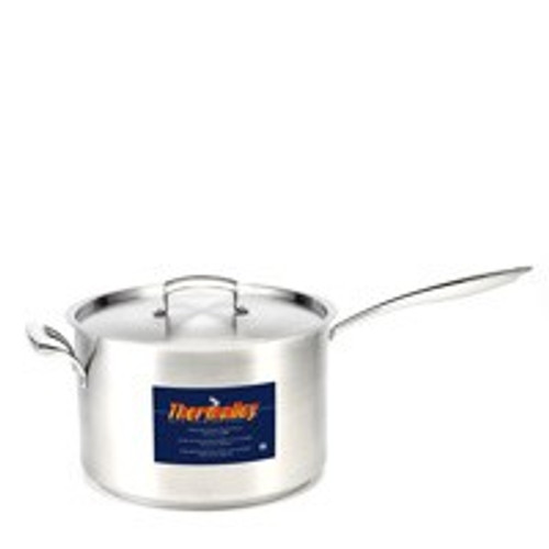 Thermalloy - 10QT Commercial Grade Stainless Sauce Pan - 5724040