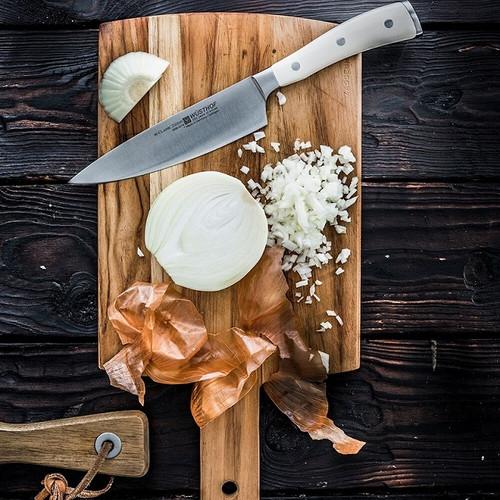"Wusthof - 8"" Classic Ikon Creme Chef Knife - 4596-0-20"