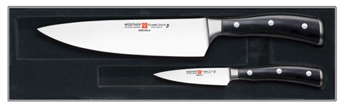 Wusthof - 2 Piece Classic Ikon Knife Set - 9606