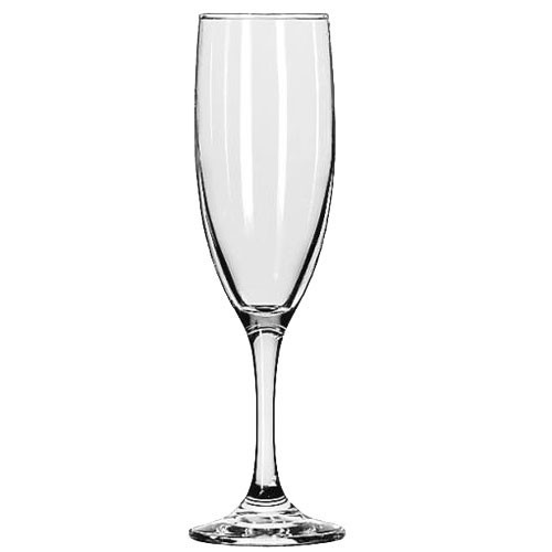 Libbey Glass - Fluted Champagne 6oz - 3795