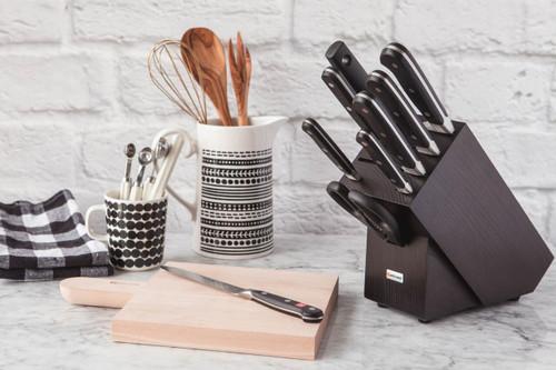 Wusthof - 10 Piece Classic Knife Block Set - 9844