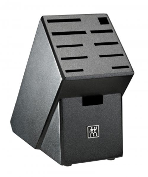 Zwilling J.A. Henckels - 11 Slot Charcoal Knife Block