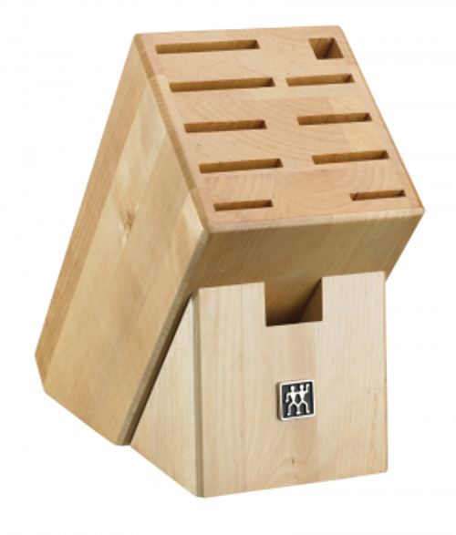 Zwilling J.A. Henckels - 11 Slot Natural Knife Block