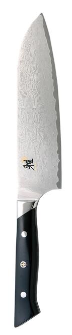 "Zwilling J.A. Henckels - Miyabi 600MCD - 7"" Granton Edge Santoku Knife - 34154-181"