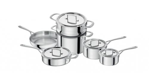 Zwilling J.A. Henckels - Sensation 10Pc Cookware Set