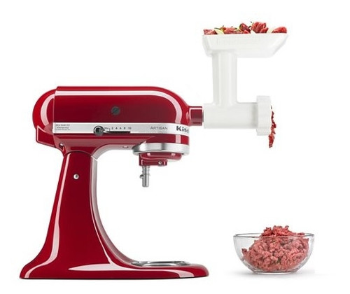 KitchenAid - Food Grinder Mixer Attachment - 4FGA