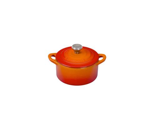 Le Creuset - 0.3 L (0.33 QT) Flame Mini Cocotte