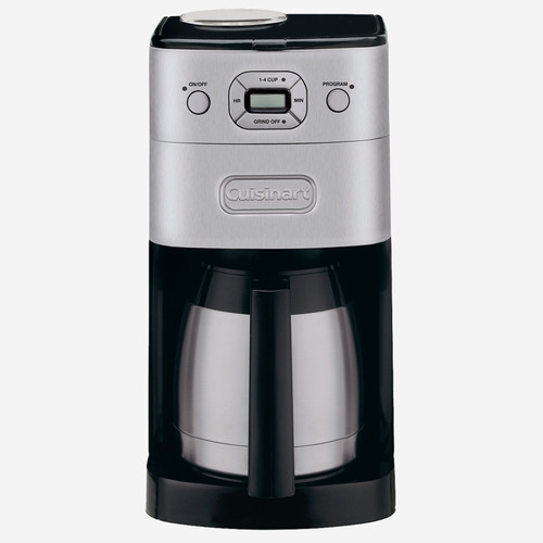 Cuisinart - Grind & Brew Thermal 10 Cup Automatic Coffee Maker