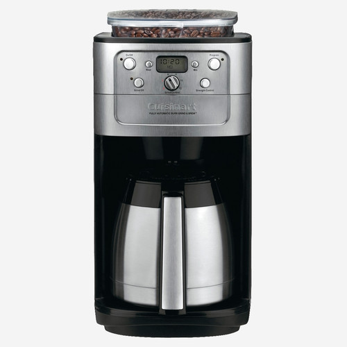 Cuisinart - Fully Automatic Burr, Grind & Brew Thermal 12 Cup Coffee Maker - DGB900BCC