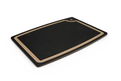 """Epicurean - 17.5"""" x 13"""" x 3/8"""" Slate/Natural Gourmet Series Cutting Board - 003-18130201"""