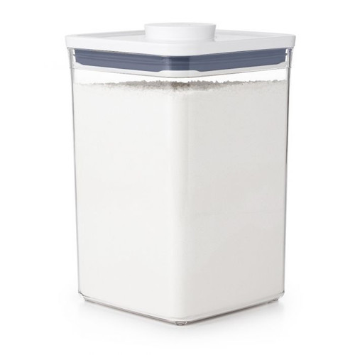 OXO - 4.2L (4.5QT) POP 2.0 Big Square Medium Storage Container - 11233500G