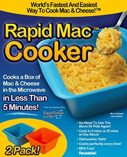 Rapid Brands - Rapid Mac Cooker - RMC122