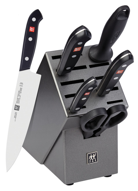 Zwilling J.A. Henckels - 7 Pc Tradition Knife Block Set