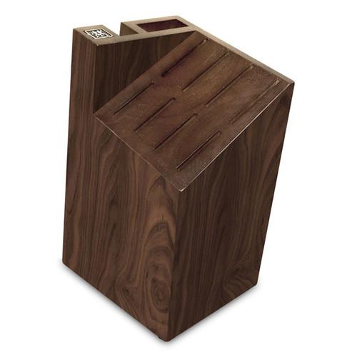 Zwilling J.A. Henckels - 10 Slot Walnut Angular Block - 35006-103