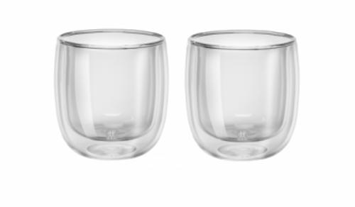 Zwilling J.A. Henckels - Sorrento Double Wall 240mL Tea Glass Set