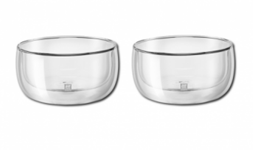 Zwilling J.A. Henckels - Sorrento Double Wall 280mL Dessert Glass Set