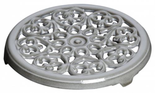 Staub - Grey Cast Iron Lilly Trivet - 40509-608