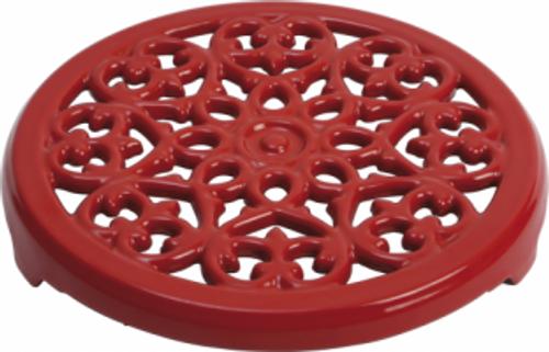 Staub - Cherry Cast Iron Lilly Trivet - 40509-903